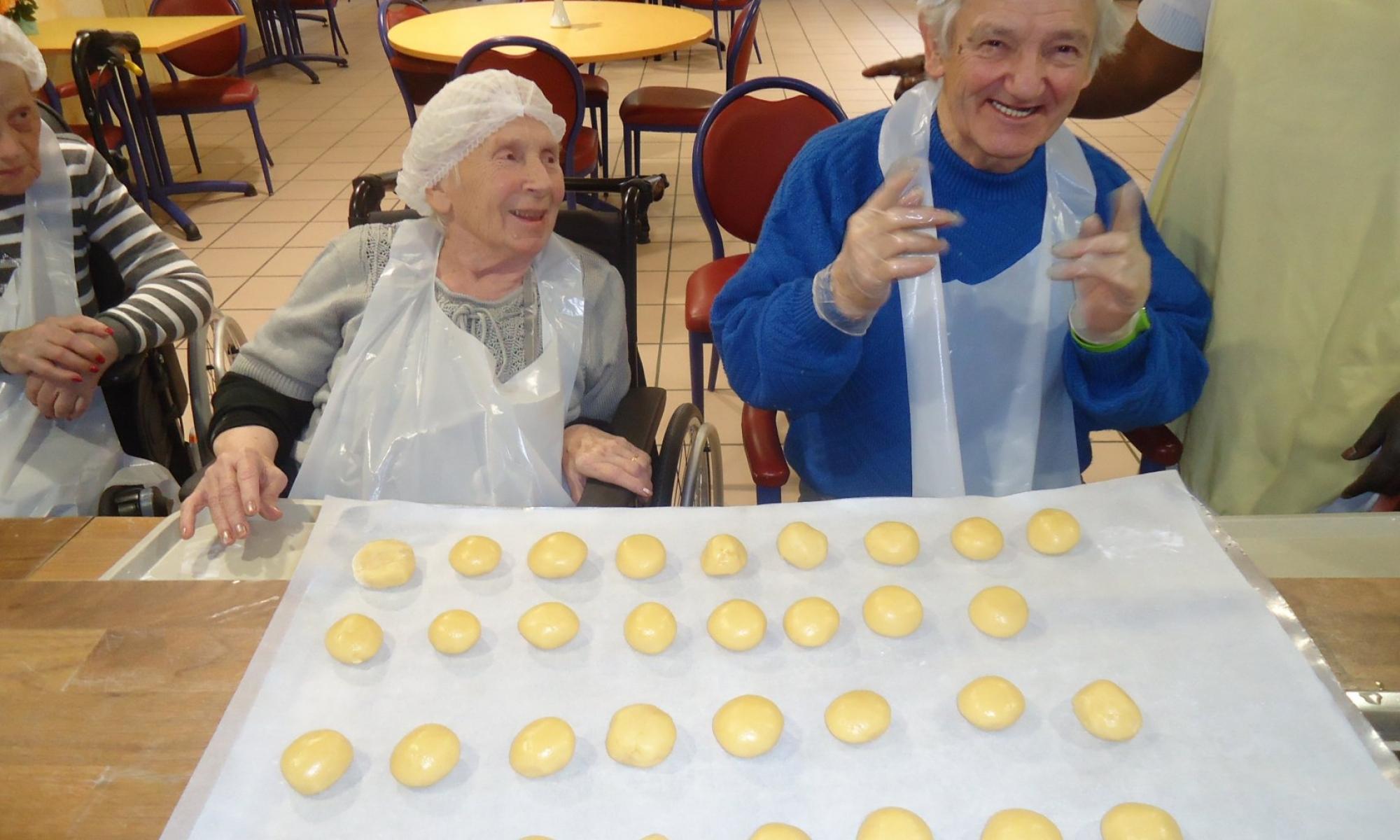 Blog Voil 224 Des Petites Boules De Coco Faites Avec Le